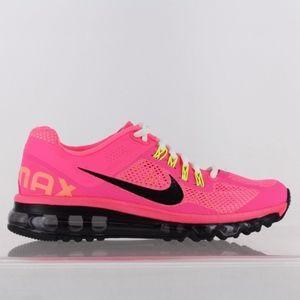 sélection premium 7509c eb31a Women Nike Air Max 2013 Running Shoe on Poshmark